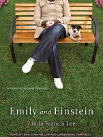 Cover of the book Emily and Einstein