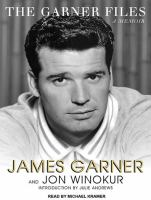 The Garner files [sound recording] : a memoir