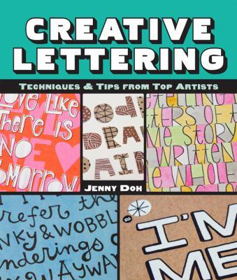 Creative Lettering Book