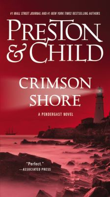 Cover Image for The Crimson Shore by Preston & Child