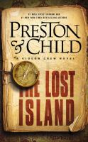 The lost island [text (large print)] : a Gideon Crew novel