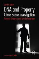 DNA and property crime scene investigation [electronic resource]