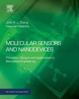 Molecular sensors and nanodevices [electronic resource] : principles, designs and applications in biomedical engineering