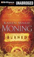 Burned [sound recording] : a fever novel