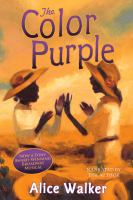 Cover of the book The color purple