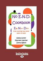 No E.N.D. Cookbook