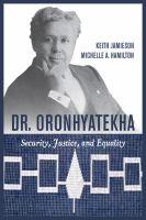 book cover image Dr. Oronhyatekha