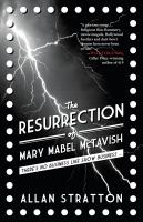 book cover image  The resurrection of Mary Mabel McTavish