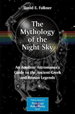book cover of Mythology of the Night Sky