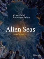 Alien seas : oceans in space