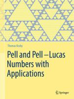 Pell and Pell?Lucas Numbers with Applications [electronic resource]