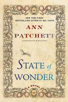 Cover of the book State of wonder a novel