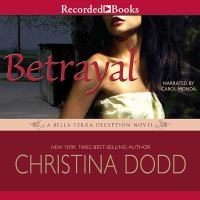 Betrayal [sound recording]
