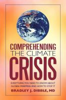 book cover Comprehending the Climate Crisis