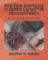 Embedded systems : real-time interfacing to ARM® Cortex(TM)-M microcontrollers. Vol. 2
