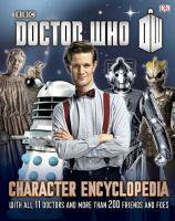 Doctor Who : character encyclopedia