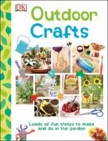 Book Cover: Outdoor Crafts