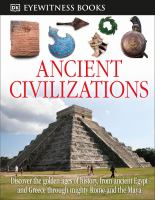 book cover for Ancient Civilizations