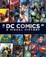DC Comics : a visual history