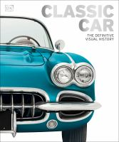 book cover image Classic Cars