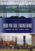 High voltage engineering [electronic resource]