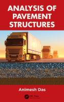 Analysis of pavement structures [electronic resource]