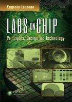 Labs on chip [electronic resource] : principles, design, and technology