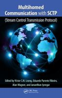 Multihomed communication with SCTP (Stream Control Transmission Protocol) [electronic resource]