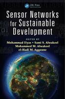 Sensor networks for sustainable development [electronic resource]