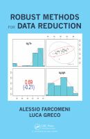 Robust methods for data reduction