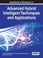 Handbook of research on advanced hybrid intelligent techniques and applications