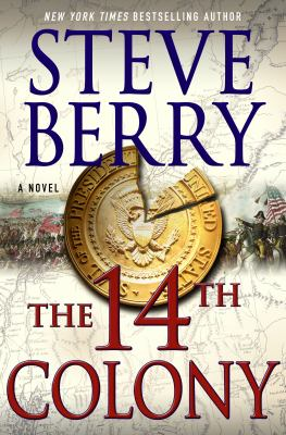 Cover Image for The 14th Colony by Steve Berry