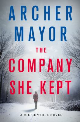 Cover Image for The Company She Kept by Archer Mayor