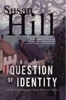 Book Cover Image - A Question of Identity