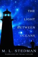 Cover of the book The light between oceans