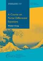 Course on partial differential equations /