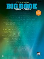 The new guitar tab big book : 50s & 60s.