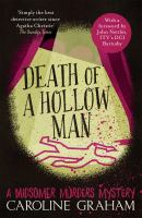 Title: Death of a hollow man : a Midsomer murders mystery Author:Graham, Caroline
