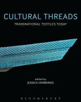 Cultural threads : transnational textiles today