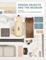 Design objects and the museum