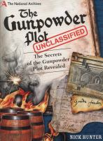 The Gunpowder Plot Unclassified