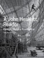 design, history, economics