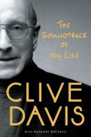 book cover for The Soundtrack of My Life