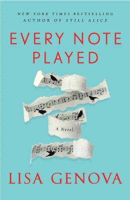 Cover Image for Every Note Played by Lisa Genova