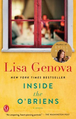 Cover Image for Inside the O'Briens by Lisa Genova