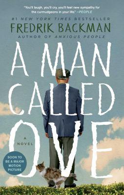 Cover Image for A Man Called Ove by Frederik Backman