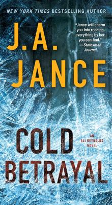 Cover Image for Cold Betrayal by Judith Jance