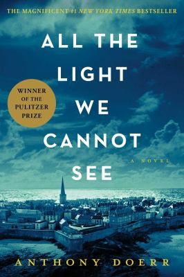 cover of the book 'All the Light We Cannot See'