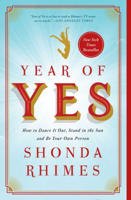 Cover Image for Year of Yes by Shonda Rhimes