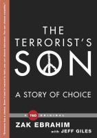 The Terrorist's Son: A Story of Choice